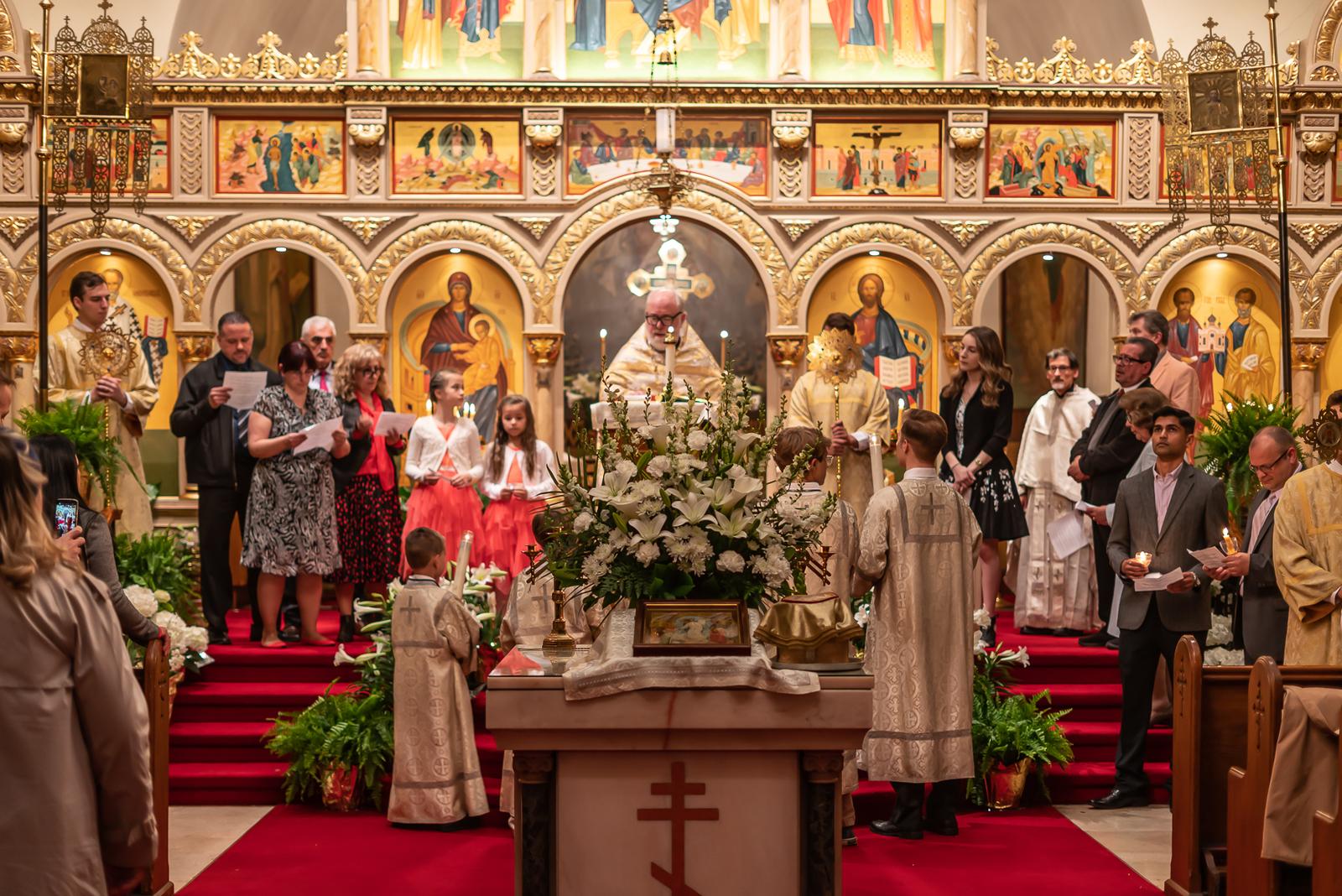 Saints Peter and Paul Orthodox Church - Home